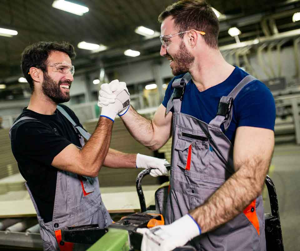 Partnering to Save Tradies' Lives