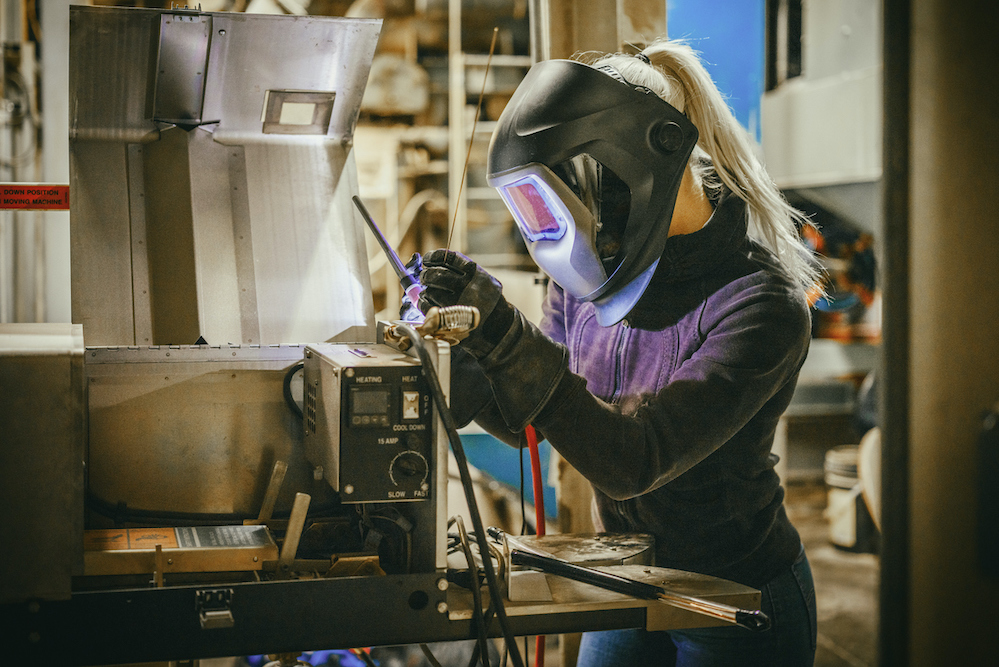 Gender Diversity in Industrial Sectors Essential to Economic Recovery